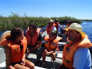 Small group boat tours that get you up-close.