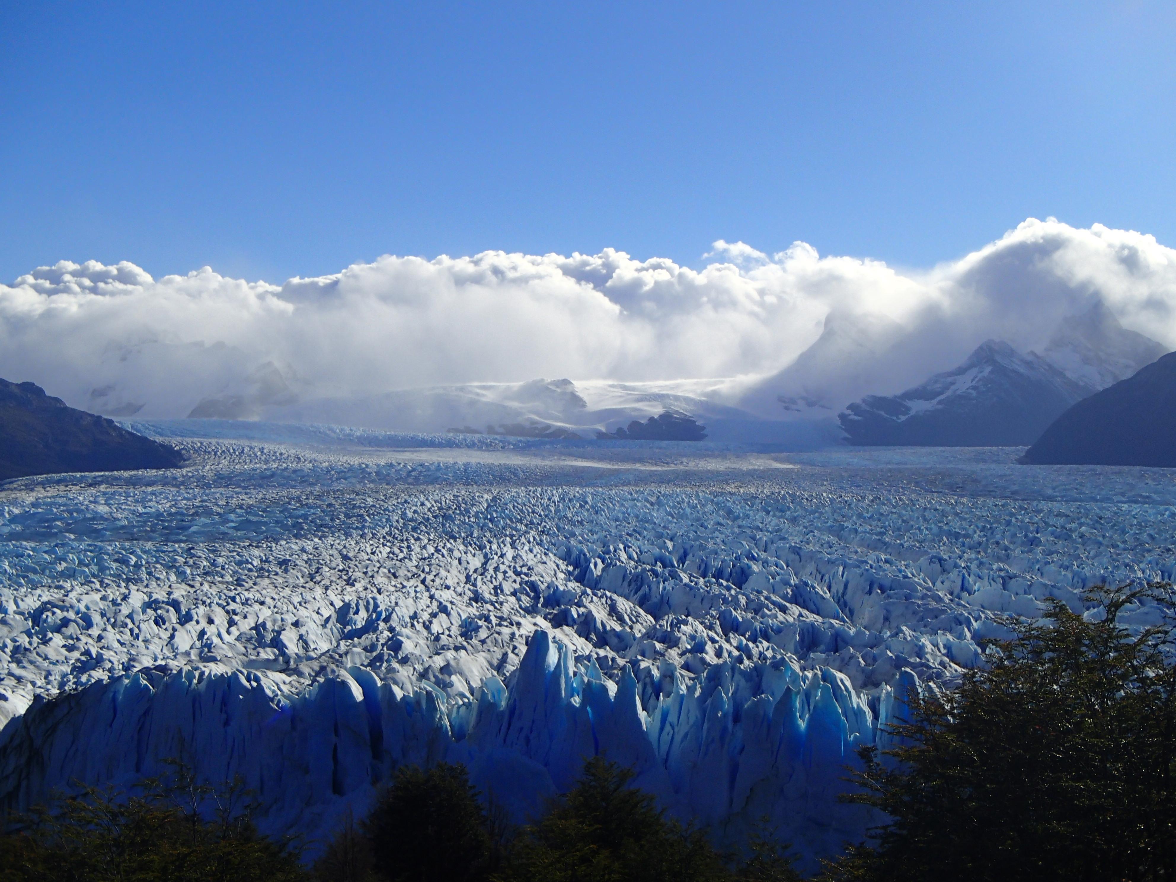 The Wondrous Glacier Perito Mo...