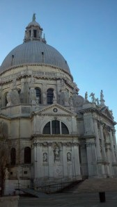 Luckily there're many churches in Venice, where we can pray for our future!