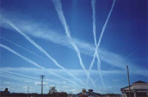 The contrails controversy - conspiracy theory or successful coverup?