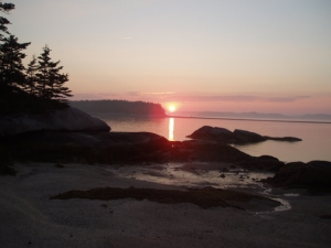 The Maine coast - it doesn't get much better than this for kayaking.
