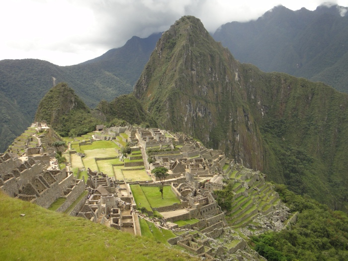 I'm not going to tell you not to visit Machu Picchu...