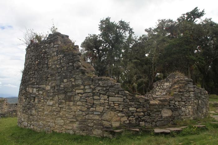 Kuelap and its' jungle.