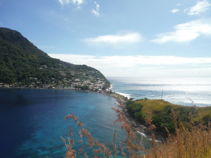 With areas like this to visit in Dominica, why stay on the beaten path?