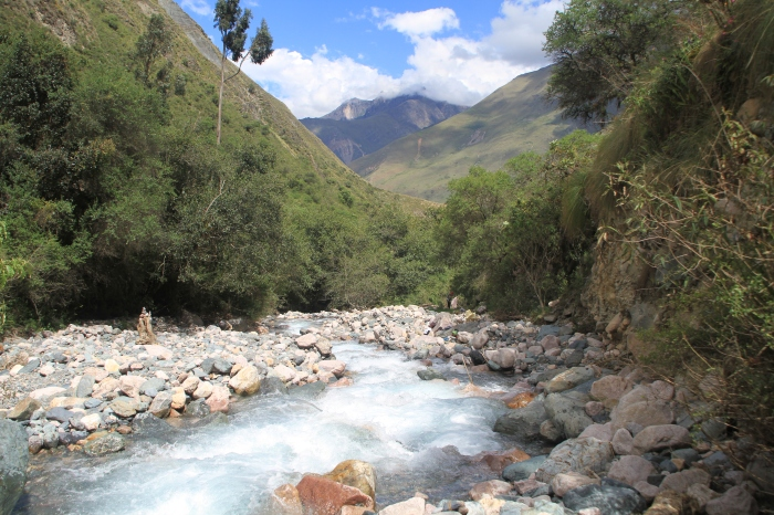 andes river